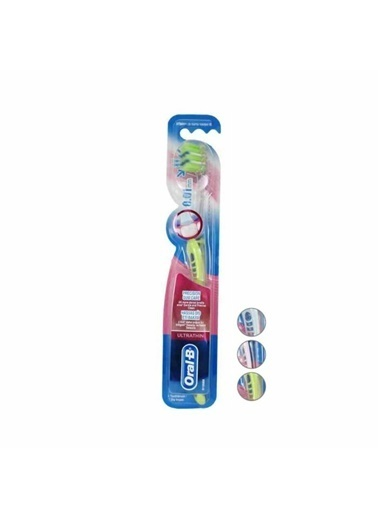 Oral-B Oral-B Ultra Thin Precision Gum Care Extra Soft Diş Fırçası Renksiz